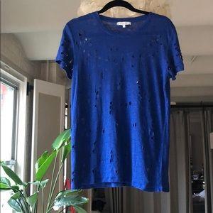 Iro Clay Tee in Blue